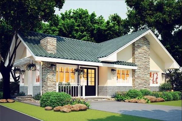 Giá xây nhà 1 tầng