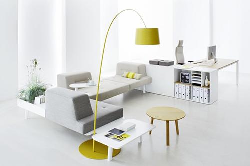 Cách chọn màu sơn phù hợp cho phòng làm việc