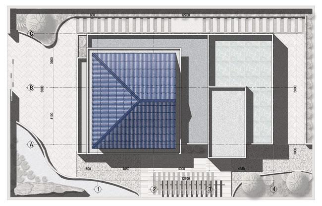 Mẫu thiết kế biệt thự vườn Vũng Tàu - Nhà Phố Sài Gòn