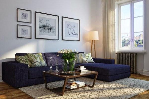 Một thiết kế nội thất chung cư hài hòa cần bảo đảm những gì