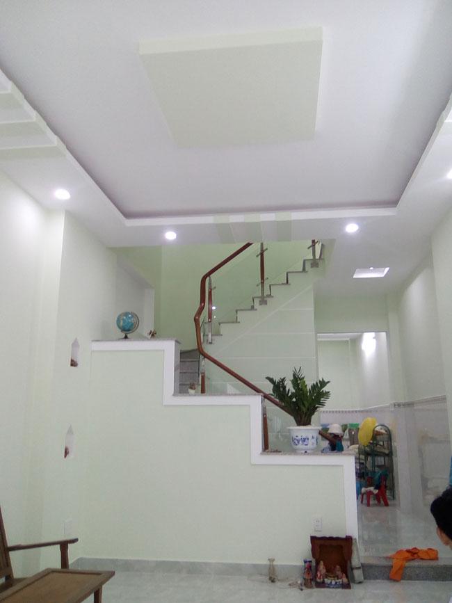 Nhà Phố Anh Kiên, quận Tân Bình - Nhà phố Sài Gòn
