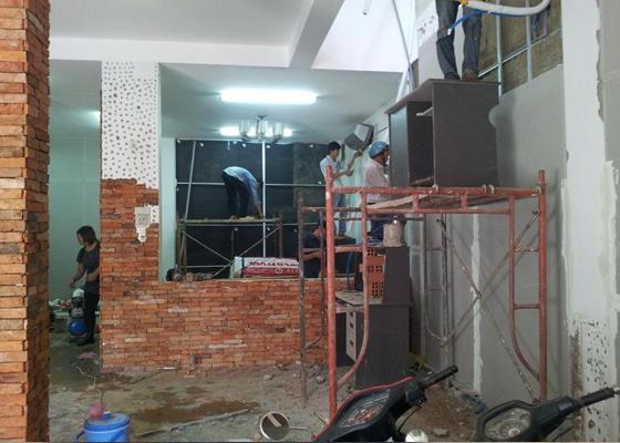 Những điều cần chuẩn bị trước khi sửa chữa nhà phố