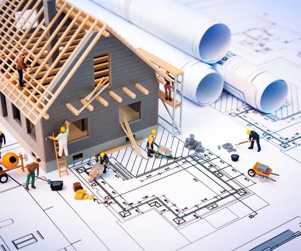Những lưu ý khi chuẩn bị xây nhà