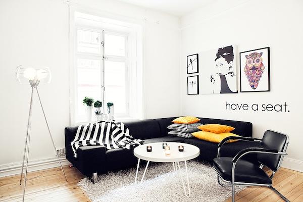 Những thiết kế nội thất phòng khách nhìn là mê