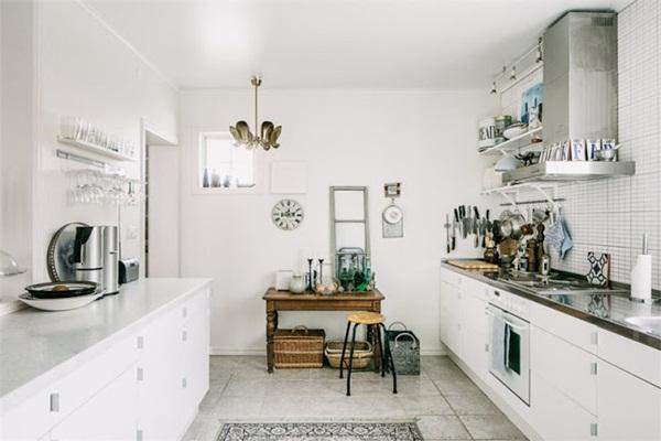 Thiết kế chung cư theo phong cách cổ điển
