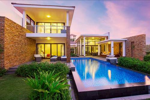 Vì sao biệt thự nghỉ dưỡng hút mạnh vốn đầu tư?